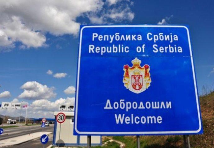 U Srbiju i dalje samo uz negativan PSR ili samoizolaciju
