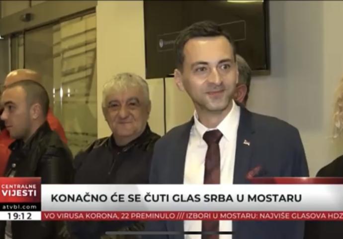VIDEO: Ovo će biti prve teme mostarskih Srba u parlamentu