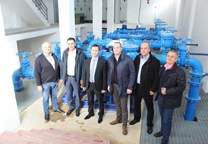 Projektom savremenog sistema za navodnjavanje do razvoja poljoprivredne djelatnosti na 2.000 hektara