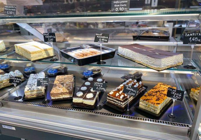KORT Trebinje – Širok asortiman kremastih kolača