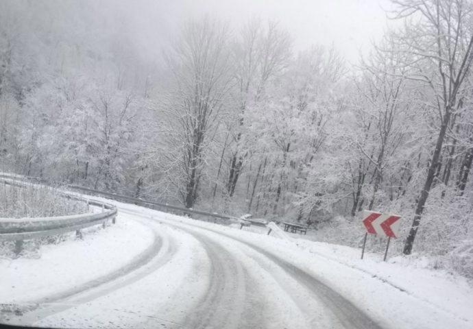Na Čemernu 96 centimetara snijega – Najavljene nove padavine