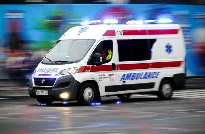 Teško povrijeđen motociklista u Mostaru