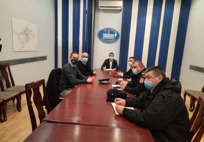 U toku vanredni sastanak Foruma za bezbijednost Grada Trebinja