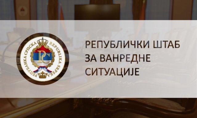Do 12. oktobra bez novih mjera u Srpskoj
