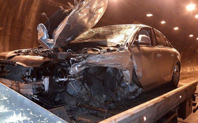 MOSTAR-JABLANICA Autom se zabio u konja, četiri osobe povrijeđene