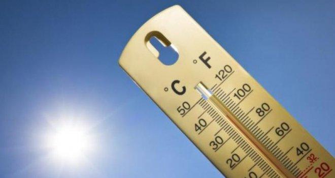 Stižu ljetna tri dana – Temperature i do 28
