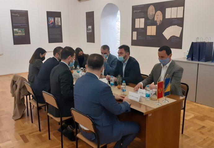 Delegacija Herceg Novog u Trebinju – Do ljeta moguće ukidanje putarine