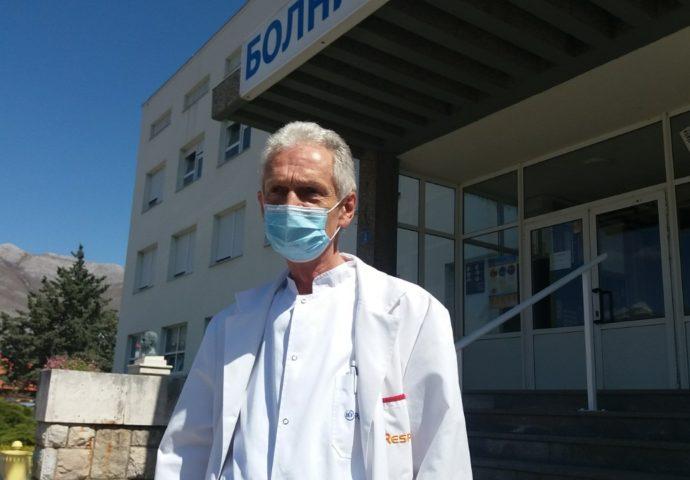 Bolnica Trebinje spremila 30 dodatnih kiseoničkuh mjesta