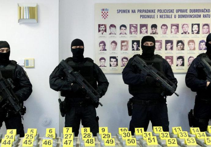 Rekordna zaplijena droge u Luci Ploče – Pola tone kokaina