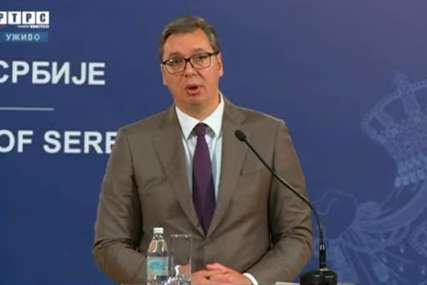 Vučić: Hvala Petroviću i Dodiku na ustupljenim megavatima električne energije