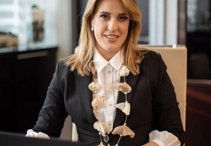 Trebinjka Una Sikimić nova predsjednica Izvršnog odbora ALTA banke