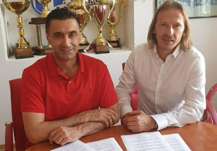 Krunić potpisao ugovor sa Leotarom