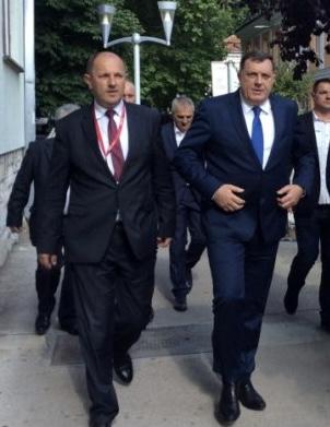 VIDEO: Dodik i Petrović o sramnoj  izjavi Ramiza Salkića