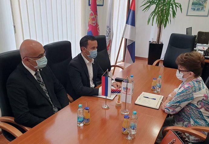 Vidović u Trebinju: 1.000.000 KM za Slobodnu zonu