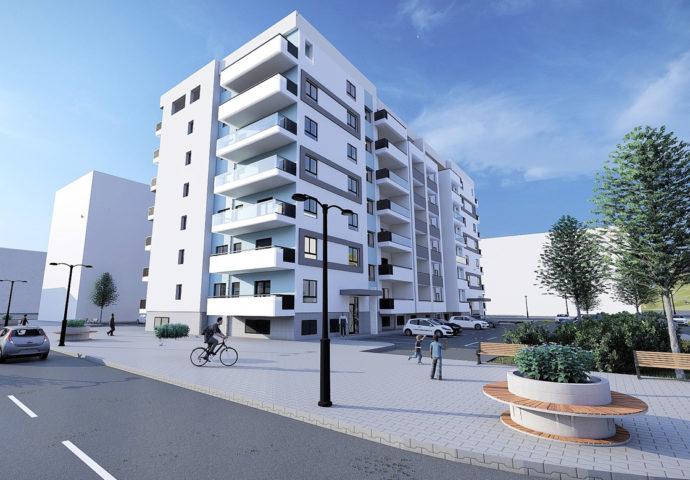 """Počela prodaja stanova u objektu 2 SPK """"Centar 2"""""""