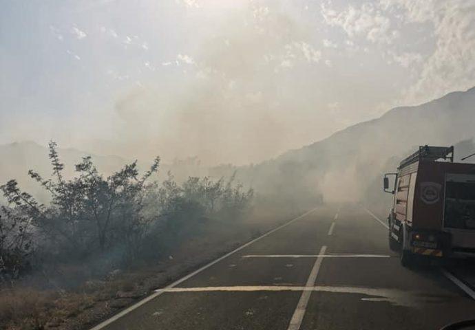 VIDEO: Požari u Hercegovini