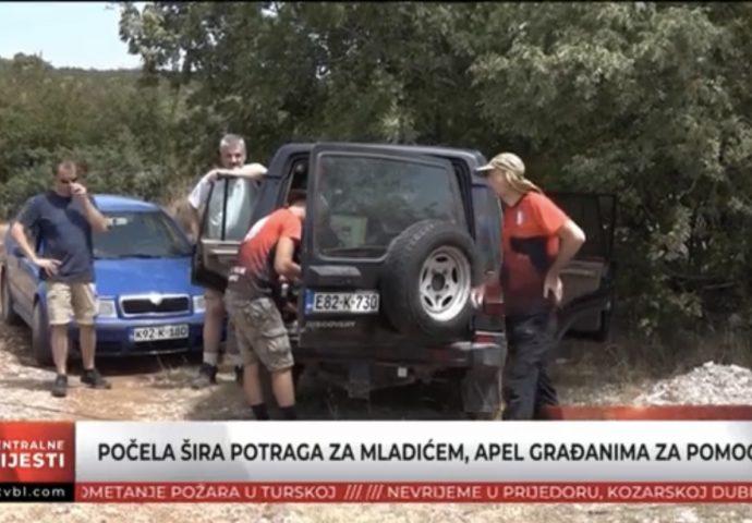 VIDEO: Potraga za Milošem se nastavlja – Sve informacije značajne