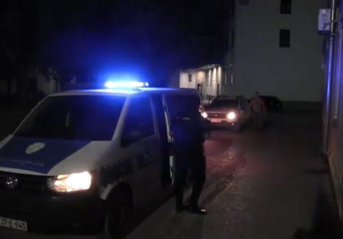 VIDEO: Akcija hapšenja u Bileći