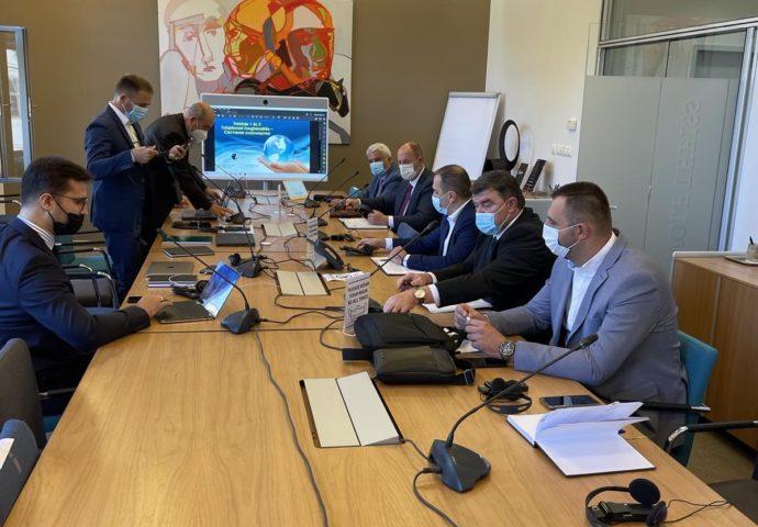 Delegacija ERS u Mađarskoj o izgradnji Solarne elektrane u Trebinju