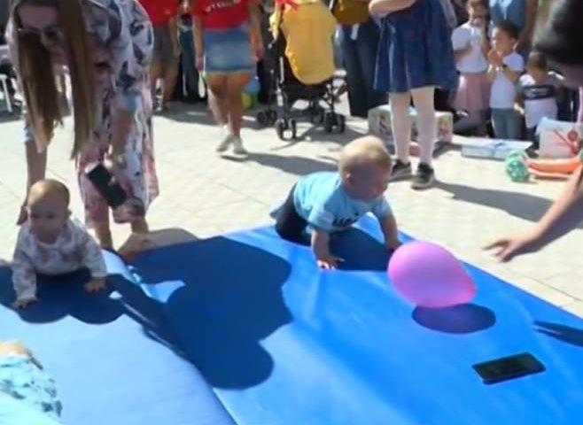 VIDEO: Prva konferencija beba u Ljubinju