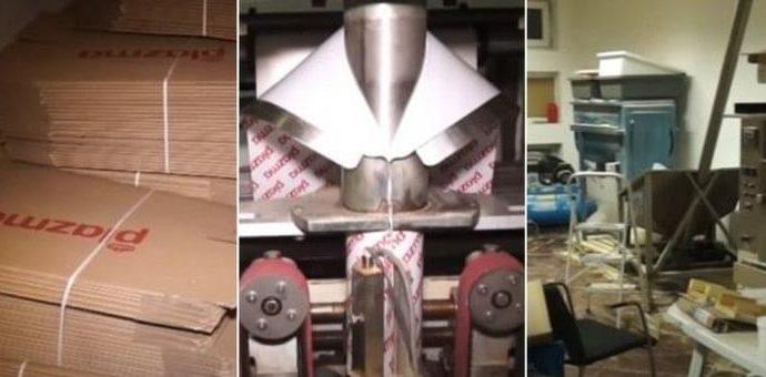 VIDEO: Pogledajte kako izgleda pogon za falsifikovanje plazme